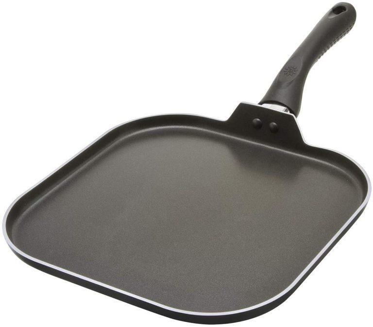 Best Ecolution Non-Stick Aluminium Square Griddle Pan Review