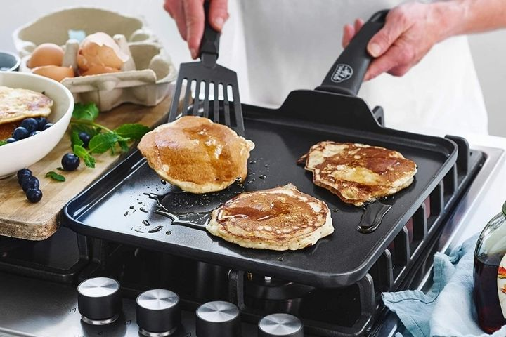 Best Griddle Pans for Pancakes Reviews