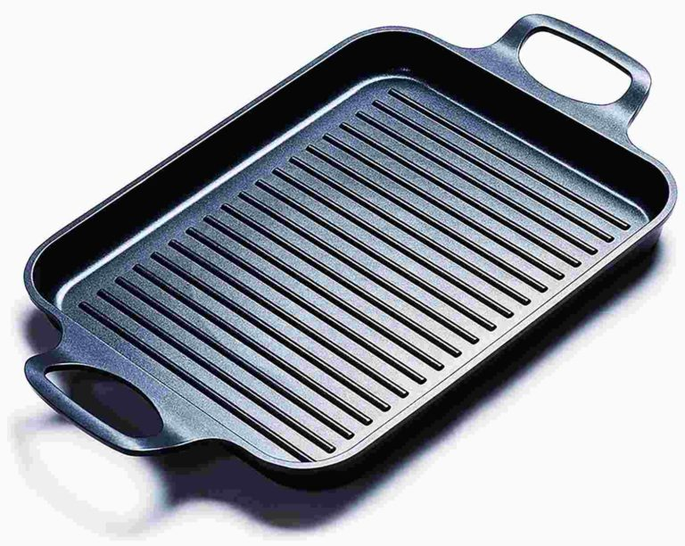 Best S.Kitchn Dual Handle Grill Griddle Pan Review
