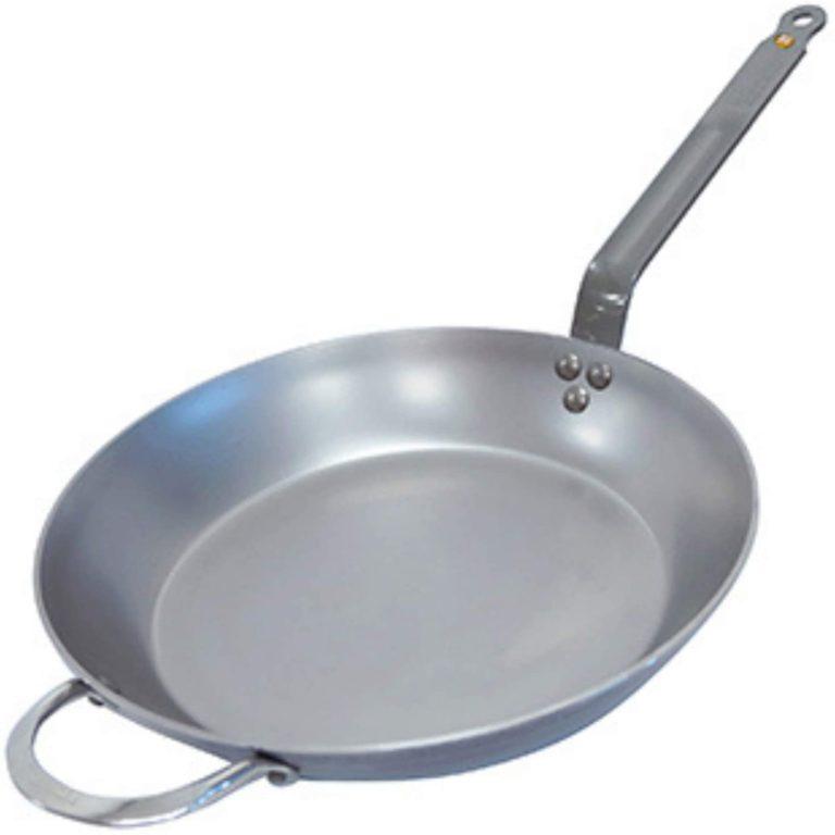 Best De Buyer Carbon Steel Pan Review