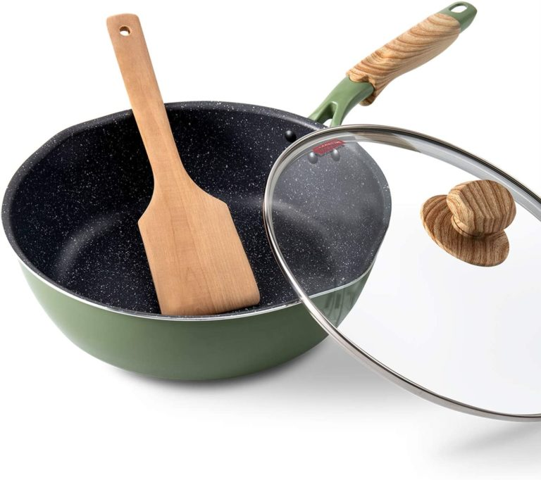 Rockurwok Omelette Skillet With Lid Review