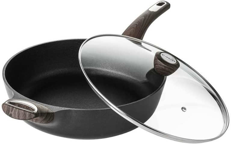 Sensarete Non-Stick Saute Pan Review