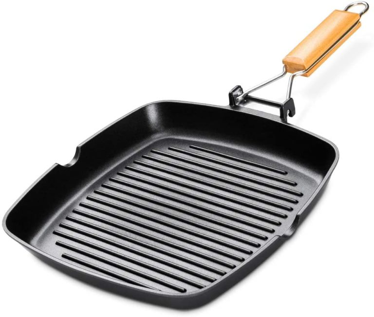 Skylight Non-stick Frying Grill Pan