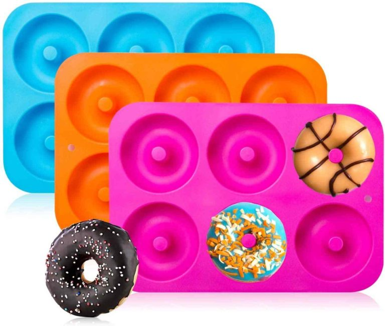 Best Gezan Silicone Donut Pans Review