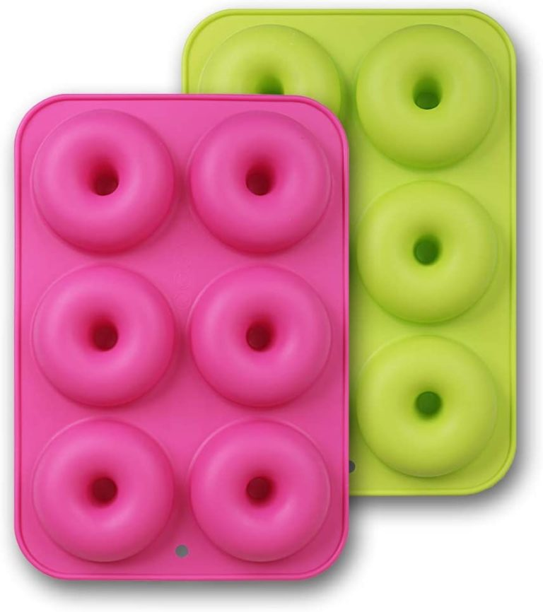 Best HomEdge Silicone Donut Moulds Review