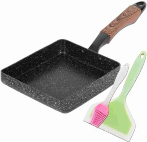 Best Rockurwok Rectangle Non-Stick Japanese Omelette Frying Pan Review
