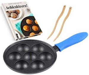 Best Upstreet Cast-Iron Aebleskiver Non-Stick Pan Review