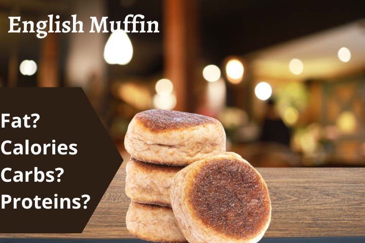 How many calories are in an English muffin
