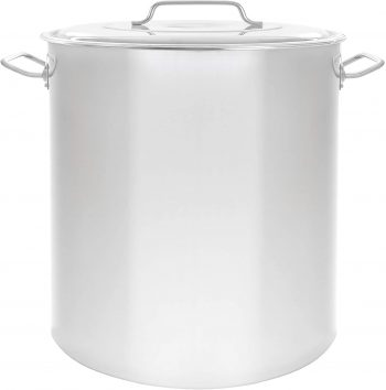 Best 100 Quart Concord Stainless Steel Kettle Pot Review