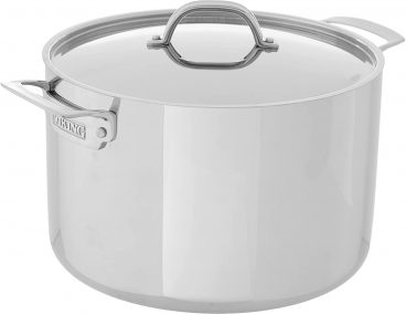 Best 12 Quart Viking 3-Ply Stainless Steel Stock Pot Reviewed
