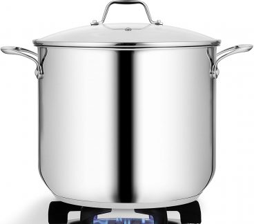 Best 19 Quart NutriChef Stainless Steel Pot Review