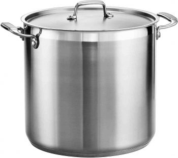 Best 20 Quart Tramontina Large Stainless Steel Pot Review