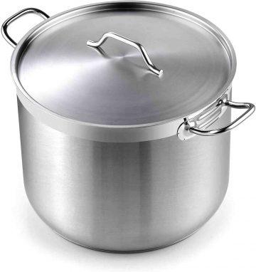 30 Quart Cooks Standard Stainless Steel Stock Pot