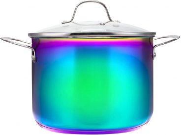 8 Quart Sneaky Chef Magic Kitchen Collection Pot
