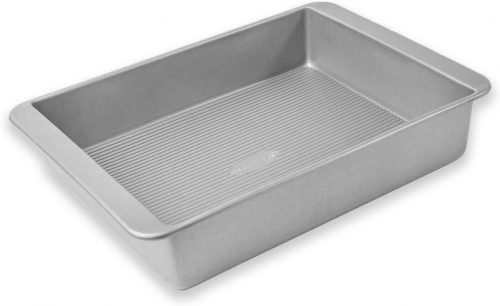 Best USA Pans Steel Bakeware Lasagna Pan Review